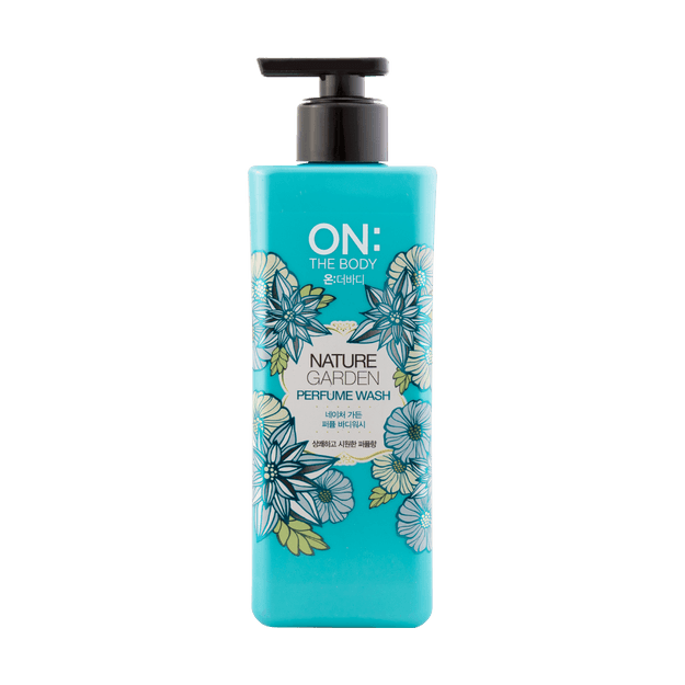 Product Detail - ON THE BODY Nature Garden Body Wash 500g - image 0
