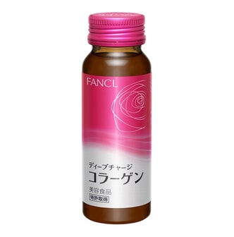 FANCL HTC Collagen DX Tense Up Drink 50ml