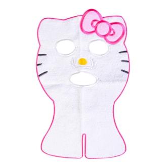日本SANRIO HELLO KITTY 可加热 可冰镇 敷脸毛巾