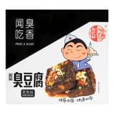 彭记轩 臭豆腐 黑鸭味 20包入 500g
