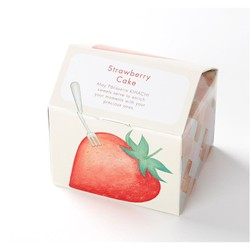 KIHACHI 2020 Valentine's Day Limited Strawberry  Gift Box 4pc