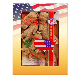 HSU'S American Ginseng Short Jumbo 113g