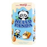 MEIJI Panda Milk Cream Filling Cookie 60g