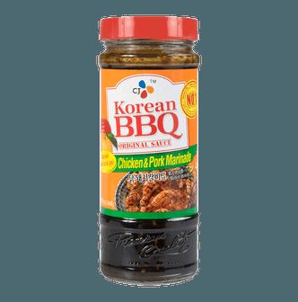 韩国CJ希杰 韩式烧烤酱 烤鸡烤猪酱 原味 500g