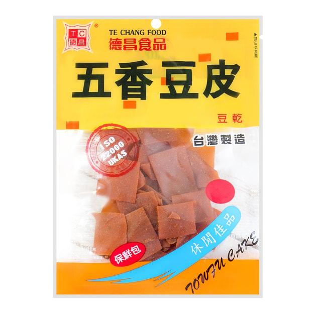 商品详情 - 台湾德昌食品 五香豆皮 85g - image  0