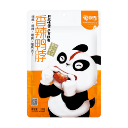 SHUDAOXIANG Spicy Duck Neck 118g