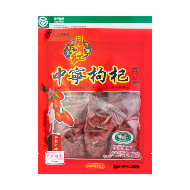 Product Detail - DALI&PROCESS The Lycium Chinese of Zhongning 200g - image 0