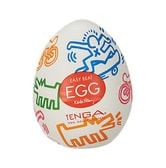 Adult toy TENGA EGG Keith Haring Edition#001 Street 5ml