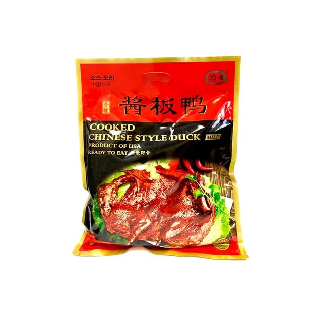 商品详情 - 纯味 ⾹辣酱板鸭 610g - image  0