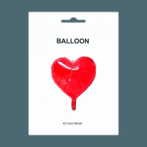 商品详情 - 名创优品Miniso 心形气球 - image  0