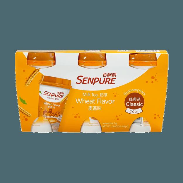 Product Detail - XIANGPIAOPIAO Wheat Milk Tea 80g*3pcs - image 0