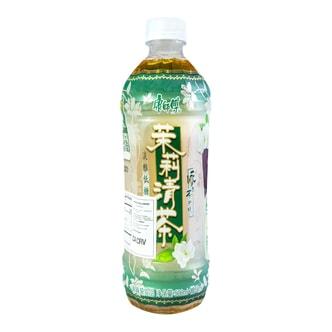 康师傅 淡雅低糖 茉莉清茶 550ml
