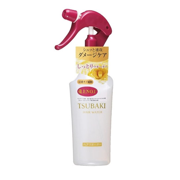 Product Detail - SHISEIDO TSUBAKI Hair Treatment Water 220ml - image 0