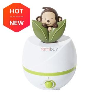 SUNPENTOWN Adorable Monkey Ultrasonic Humidifier SU-2541
