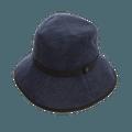COGIT||PRECIOUS UV 宽帽檐可折叠防晒帽||靛蓝色 头围56-58cm