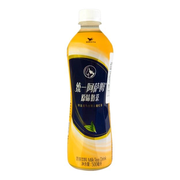 商品详情 - 台湾统一 阿萨姆奶茶 原味 500ml - image  0