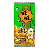 WANT WANT Natural Farm Rice Crackers  60g