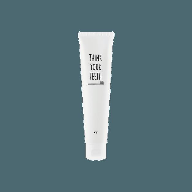商品详情 - 韩国VT Think Your Teeth 护理牙膏 150g - image  0