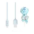 MAOXIN Lollipop Model iPhone Data Cable/Charging Cable Blue