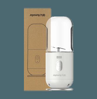 JOYOUNG九阳 迷你破壁简易清洗无线充电随身果汁机 JYL-C902D 白色 350ml