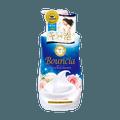日本COW牛乳石鹼共进社 BOUNCIA浓密泡沫沐浴乳 玫瑰花香 500ml