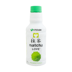 ITO EN MATCHA LOVE Drink Unsweetened 190ml
