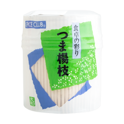 DAIWA Disposable Bamboo Wood Toothpick 500Pcs