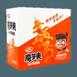 WEILONG Hot Konjac Spicy Flavor 20Pcs 360g