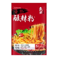 YUANXIAN Sour Spicy Instant Noodle 268g