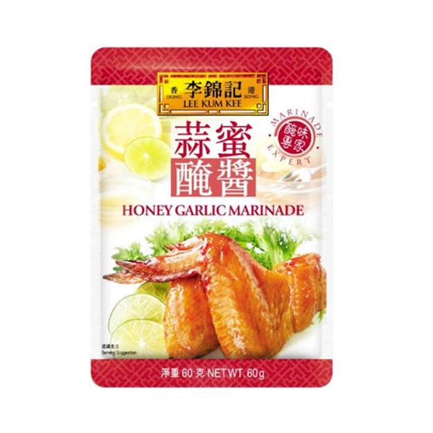 Product Detail - LEE KUM KEE Honey Garlic Marinade 60g - image 0