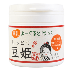 JAPAN NATURA Yogurt Cheese Tofu Mask 150g