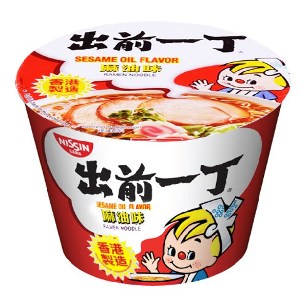 Product Detail - NISSIN Demae Iccho Instant Noodle With Soup Base Sesame Oil Flavor 110g - image 0