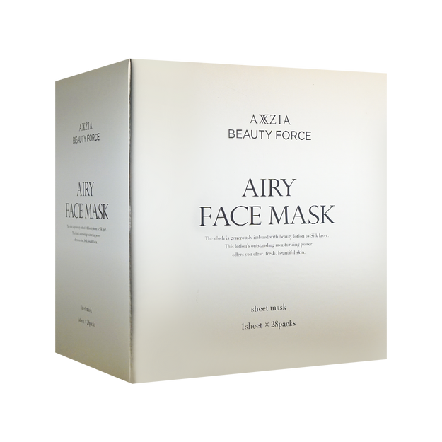 Product Detail - Beauty Force Airy Face Mask 28 sheets - image  0