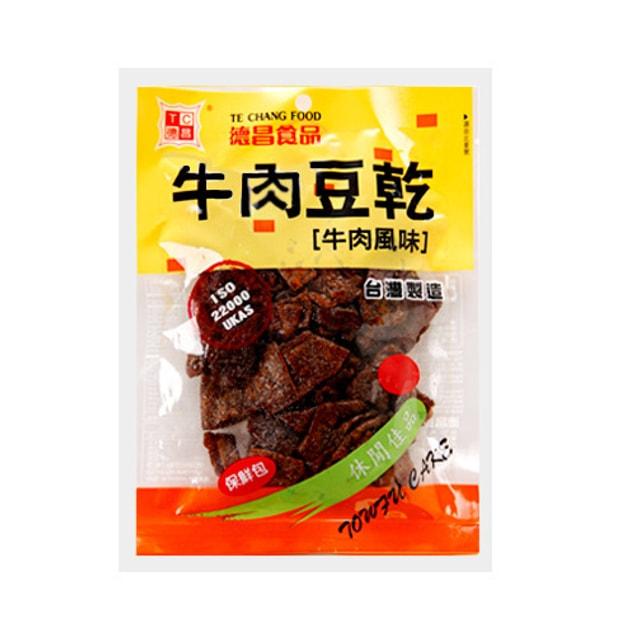 商品详情 - 台湾德昌食品 牛肉豆干 115g - image  0