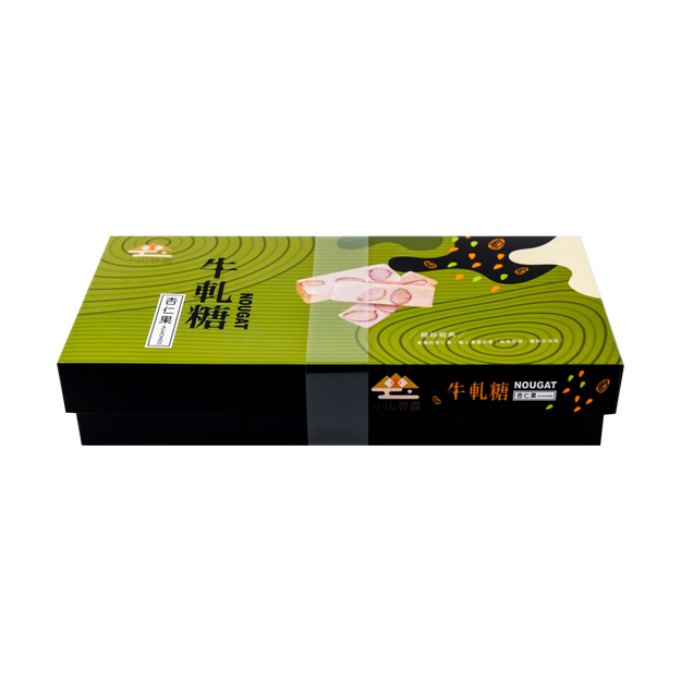Product Detail - XIAOSHANDENGLU Almond Nougat 250g - image 0