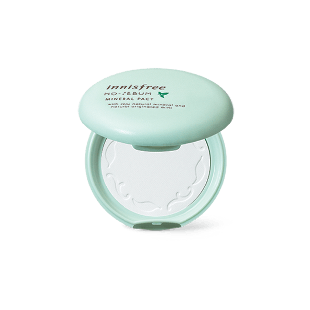Product Detail - INNISFREE No-Sebum Mineral Pact 8.5g - image 0