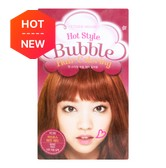 ETUDE HOUSE HOT STYLE Bubble Hair Coloring Wine Red 4 Pieces