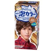 日本KAO花王LIESE PRETTIA 男士泡沫染发剂 #咖啡棕色 单组入 COSME大赏第一位