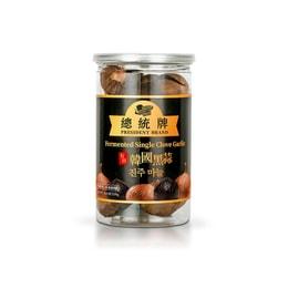 【美国直邮】总统牌 中药材 即食韩国有机黑蒜 降三高 美容减肥  250g
