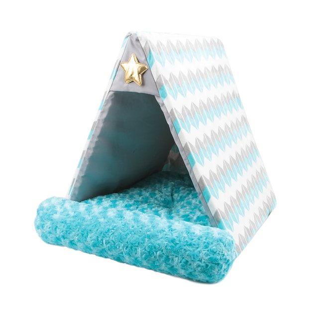 Product Detail - ALPHA DOG SERIES Tent Cushion  #Blue - image 0