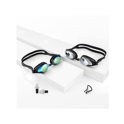 XIAOMIYOUPIN YUNMAI anti-fog goggles nose clip earplug set ( gray)