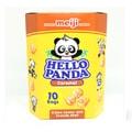 明治熊貓焦糖餅乾 (10 26g Bags)
