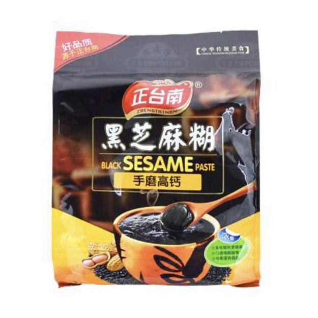 商品详情 - 正台南 高钙黑芝麻糊 12包480克 - image  0