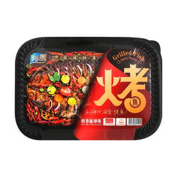 YUMEI Grilled Fish Spicy Flavor 290g