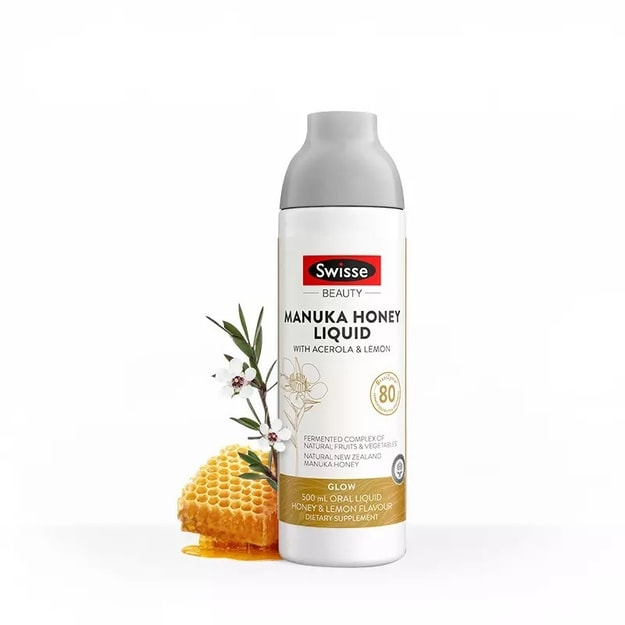 Product Detail - SWISSE Manuka Honey Liquid 500ml - image 0