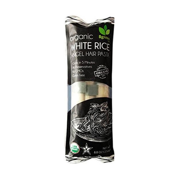 商品详情 - 家乡味BGREEN 天然有机白米意大利面250g USDA认证 - image  0
