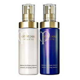 CLE DE PEAU BEAUTE CPB Refreshing Protective Emulsion 125ml And Emulsion intensive 125ml