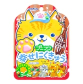 SENJAKU Cats and Dogs Paw Shaped Cola Flavored Gummy 30g