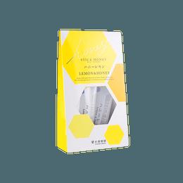 【便携装】日本杉养蜂园 柠檬蜂蜜 105g 7条入