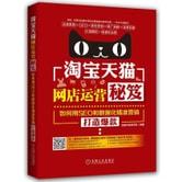 淘宝天猫网店运营秘笈:如何用SEO和数据化精准营销打造爆款